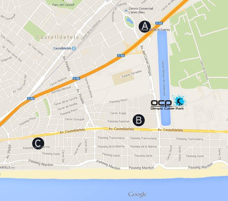 OCP---Map