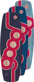 GoodBoards Wakeboard bonobo