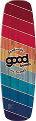 GoodBoards Wakeboard fortuna