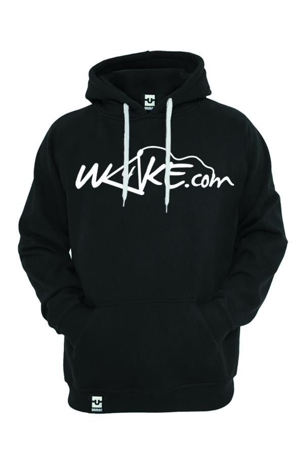 w4ke hoodie front