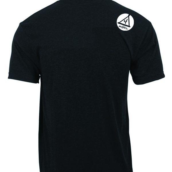 w4ke t-shirt back