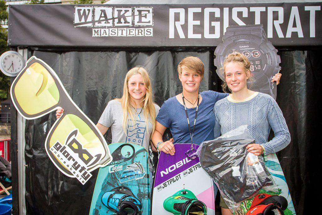 Sieger Ladies Wakemasters
