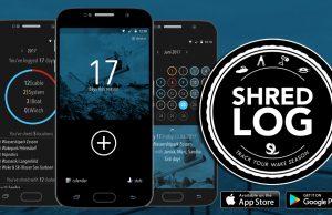 shredlog-android-app