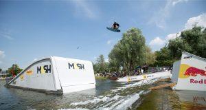 Munich Mash - Wakeboard Rail & Air