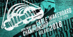 20. Europa und Africa Cable Wakeboard & Wakeskate Meisterschaft