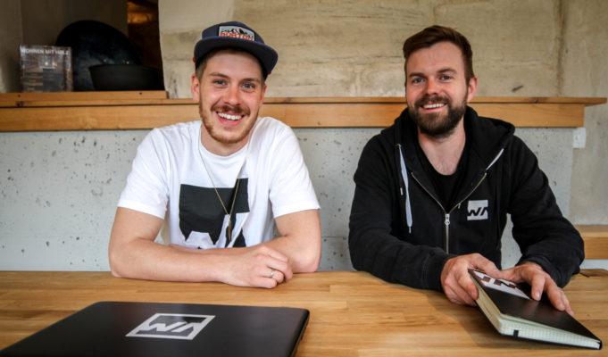 Jonas Wörrlein und Mat Bauer im Interview