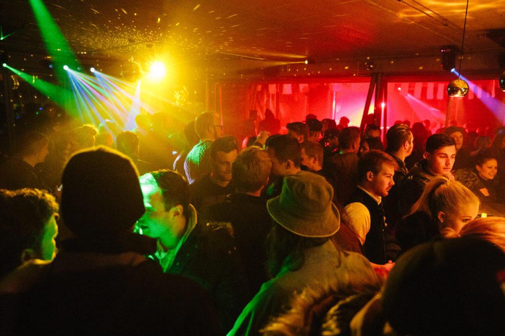 TurnOn18 Party