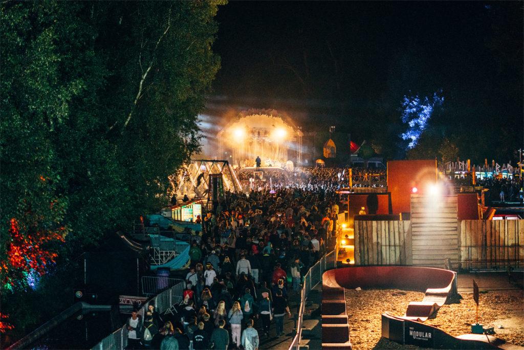 Main Bühne - Pangea Festival