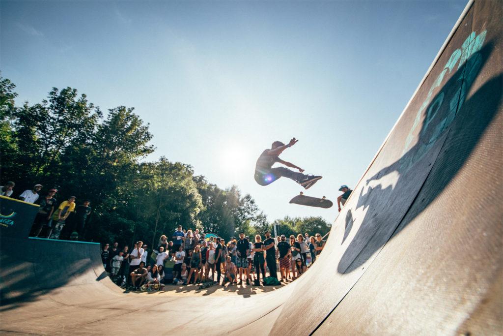 Skate Contest - Pangea Festival
