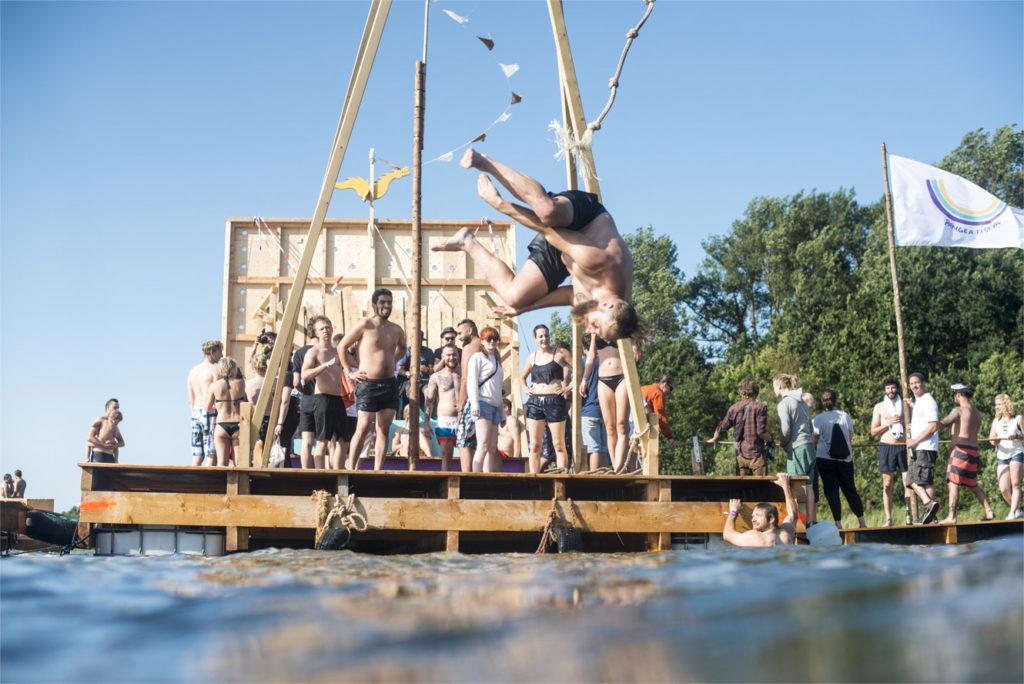 Pangea Festival in Pütnitz