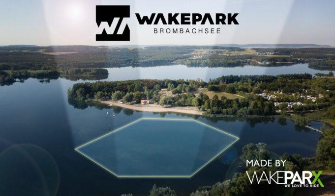 Sechsmastlift von Wakeparx am Wakepark Brombachsee