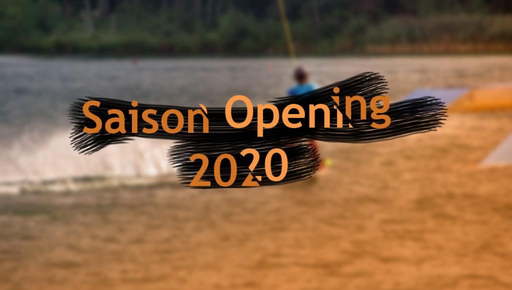 Saison Openings 2020